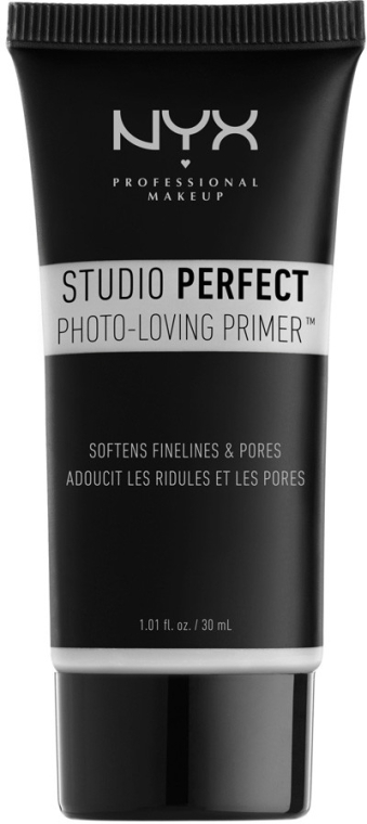 Матираща основа за грим - NYX Professional Makeup Studio Perfect Primer
