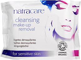 Парфюми, Парфюмерия, козметика Мокри кърпички за премахване на грим - Natracare Cleansing Make-Up Removal Wipes