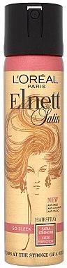 Лак за коса - L'Oreal Paris Elnett So sleek Extra Strength Hairspray — снимка N1
