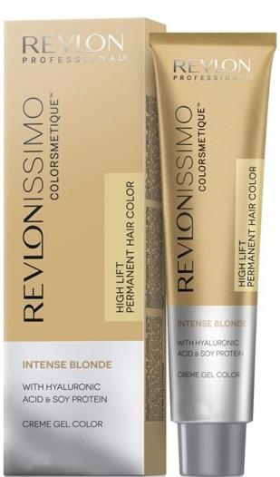 "Крем-боя за коса, оттенък ""Блонд"" - Revlon Professional Revlonissimo Colorsmetique Intense Blonde"