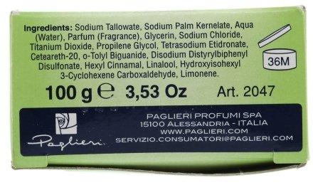 """Мыло """"Fresh"""" - Paglieri Azzurra Soap — снимка N3"""