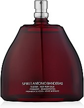 Spirit Antonio Banderas - Тоалетна вода (тестер без капачка)  — снимка N1