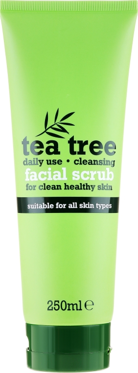 Скраб за лице - Xpel Marketing Ltd Tea Tree Facial Scrub