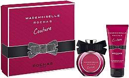 Парфюмерия и Козметика Rochas Mademoiselle Rochas Couture - Комплект (парф. вода/50ml + мляко за тяло/100)