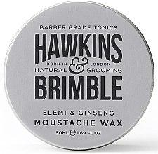 Парфюми, Парфюмерия, козметика Восък за мустаци - Hawkins & Brimble Elemi & Ginseng Moustache Wax