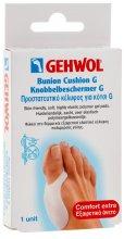 Парфюмерия и Козметика Лепенка за големия пръст на крака G - Gehwol