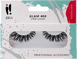 Парфюмерия и Козметика Изкуствени мигли - Ibra Eyelash Glam 400