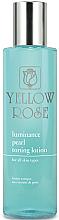 Парфюмерия и Козметика Тонизиращ лосион с перлен екстракт - Yellow Rose Luminance Pearl Toning Lotion