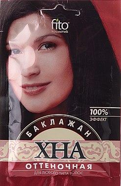 Къна за коса - Fito Козметик Henna — снимка N3