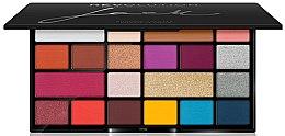 Палитра сенки за очи - Makeup Revolution X Jack Eye Shadow Palette — снимка N3