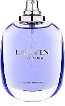 Парфюми, Парфюмерия, козметика Lanvin L'Homme Lanvin - Тоалетна вода (тестер без капачка)