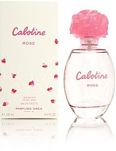 Парфюми, Парфюмерия, козметика Gres Cabotine Rose - Тоалетна вода (тестер с капачка)