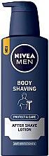 """Парфюми, Парфюмерия, козметика Лосион за след бръснене """"Защита и грижа"""" - Nivea Men Body Shaving After Shave Lotion Protect&Care"""