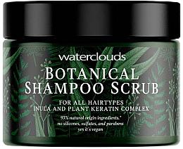 Парфюмерия и Козметика Шампоан-скраб за коса - Waterclouds Botanical Shampoo Scrub