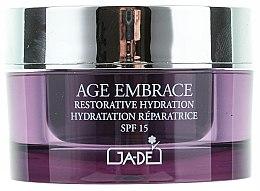 Парфюми, Парфюмерия, козметика Възстановяващ и овлажняващ дневен крем за суха кожа - Ga-De Age Embrace Cream SPF15