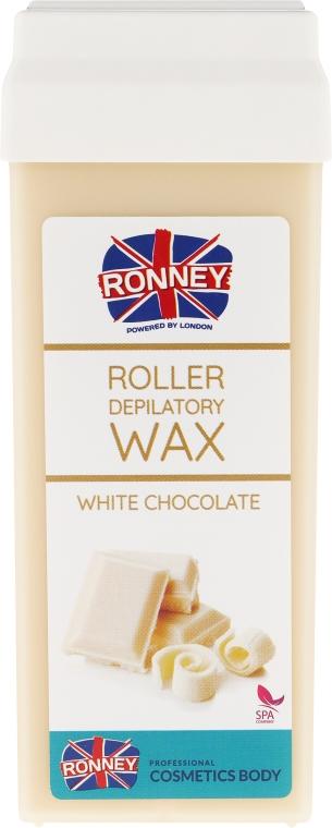 """Кола маска """"Бял шоколад"""" - Ronney Wax Cartridge White Chocolate"""