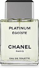 Парфюмерия и Козметика Chanel Egoiste Platinum - Тоалетна вода