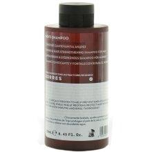 Парфюми, Парфюмерия, козметика Тонизиращ и стягащ шампоан с магнезий и протеини - Korres Magnesium Wheat Proteins Men's Shampoo