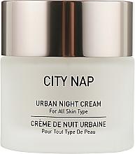 Парфюмерия и Козметика Нощен крем за лице - Gigi City Nap Urban Night Cream