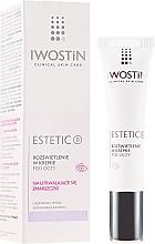 Парфюмерия и Козметика Изсветляващ околоочен крем - Iwostin Estetic 2 Brightening Eye Cream