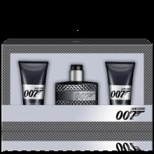 Парфюмерия и Козметика James Bond 007 Men - Комплект (edt/50ml + sh/gel/2*50ml)