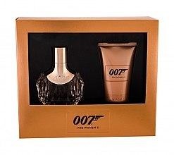 Парфюми, Парфюмерия, козметика James Bond 007 for Women II - Комплект (парф. вода/30ml + лосион за тяло/50ml)