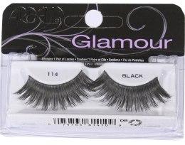 Парфюми, Парфюмерия, козметика Изкуствени мигли - Ardell Glamour Lash 114 Black