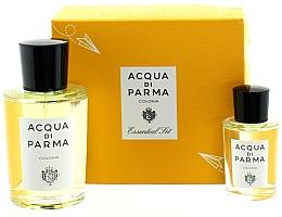 Парфюмерия и Козметика Acqua di Parma Colonia - Комплект одеколони (edc/100ml + edc/20ml)