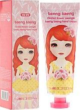 Парфюмерия и Козметика Анти-ейдж крем за ръце - The Orchid Skin Orchid Flower Saengle Taeng Taeng Hand Cream