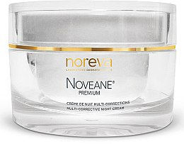Парфюми, Парфюмерия, козметика Мултифункционален нощен крем за лице - Noreva Laboratoires Noveane Premium Multi-Corrective Night Cream