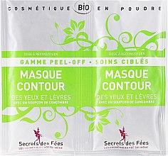 Парфюмерия и Козметика Освежаваща маска за околоочната зона - Secrets des Fees Mask
