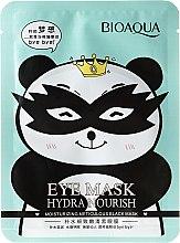 Парфюмерия и Козметика Маска за околоочна зона - Bioaqua Eye Mask Hydra Nourish