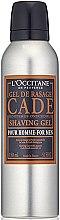 Парфюми, Парфюмерия, козметика L'Occitane Cade Shaving Gel for Men - Гел за бръснене