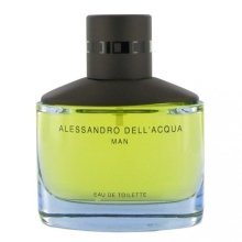 Парфюмерия и Козметика Alessandro Dell'Acqua for men - Тоалетна вода (тестер с капачка)