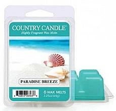 Парфюмерия и Козметика Восък за аромалампа - Country Candle Wax Melt Paradise Breeze