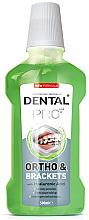 Парфюмерия и Козметика Вода за уста - Dental Pro Ortho&Brackets