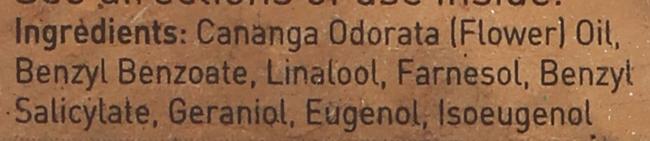 "Етерично масло ""Иланг-иланг"" - Apivita Aromatherapy Organic Ylang-Ylang Oil  — снимка N3"