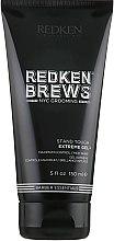 Парфюмерия и Козметика Гел за коса - Redken Brews Stand Tough Extreme Gel