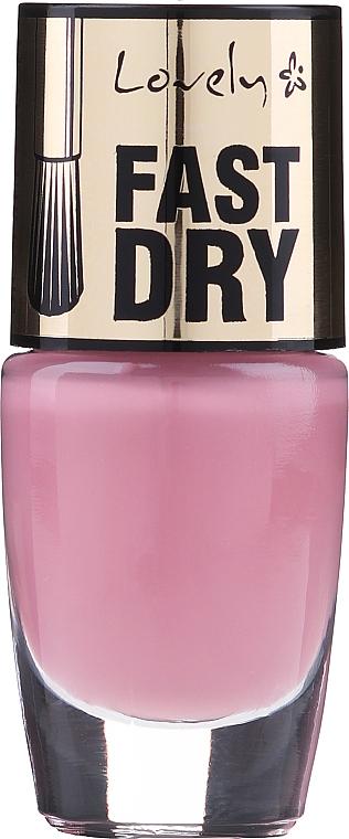 Лак за нокти - Lovely Fast Dry Nail Polish