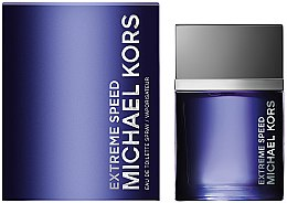 Парфюми, Парфюмерия, козметика Michael Kors Extreme Speed - Тоалетна вода
