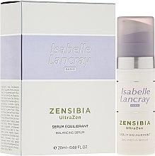 Парфюми, Парфюмерия, козметика Подхранващ крем за лице - Isabelle Lancray Zensibia NutriZen Creme Nutritive