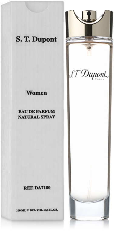 Dupont Pour Femme - Парфюмна вода (тестер без капачка)  — снимка N2