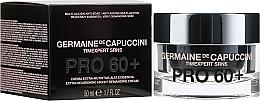 Парфюмерия и Козметика Супер подхранващ и възстановяващ крем за лице 60+ - Germaine de Capuccini Timexpert SRNS PRO60+Extra Nourishing Highly Demanding Cream
