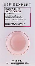 Парфюми, Парфюмерия, козметика Концентрат за добавяне към маска за защита и запазване на цвета на косата - L'Oreal Professionnel Serie Expert Powermix Shot Color