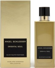 Парфюми, Парфюмерия, козметика Angel Schlesser Oriental Soul Pour Femme - Тоалетна вода
