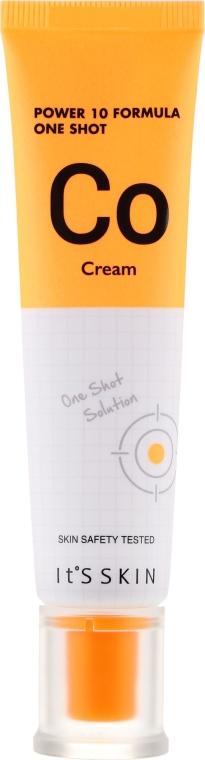 Крем за лице с колаген - It's Skin Power 10 Formula One Shot Co Cream — снимка N2