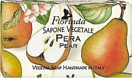 """Парфюми, Парфюмерия, козметика Натурален сапун """"Круша"""" - Florinda Pear Natural Soap"""