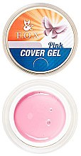 Парфюми, Парфюмерия, козметика Моделиращ гел за нокти - F.O.X Cover Gel Pink