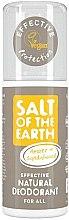 Парфюмерия и Козметика Натурален спрей дезодорант - Salt of the Earth Amber & Sandalwood Natural Deodorant Spray