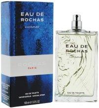Rochas Eau de Rochas Homme - Тоалетна вода (тестер без капачка)  — снимка N2